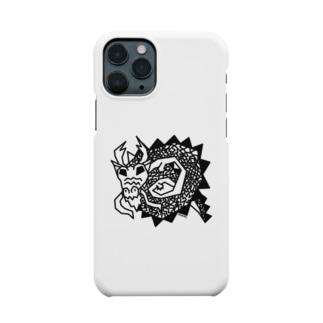ぐるぐりゅう Smartphone cases