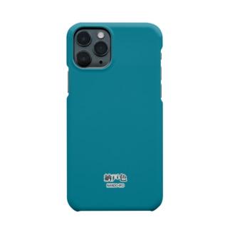 和色コレクションVer-2:納戸色(なんどいろ) Smartphone cases