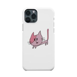 ぬこ様 Smartphone cases