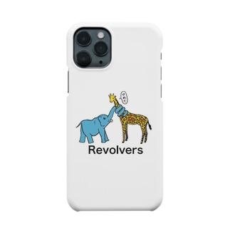 リボルバーズ丸谷 オフィシャルアイテムのリボルバーズ Smartphone cases