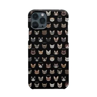 いろんなネコがいる Smartphone cases