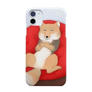 【スマホケース】チベットスナギツネ Smartphone cases