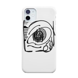 メッセージ Smartphone cases