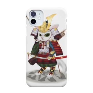 源平戯画 : 源義経 Smartphone cases