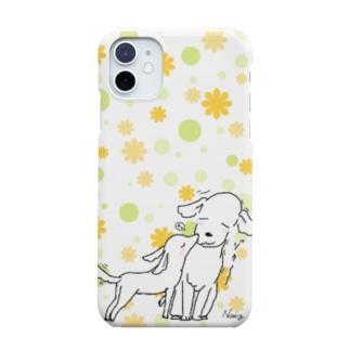 犬さん&犬ちゃん Smartphone cases
