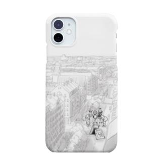 俯瞰シリーズ Smartphone cases