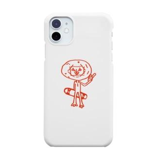 ムーンボーイスマホケース Smartphone cases