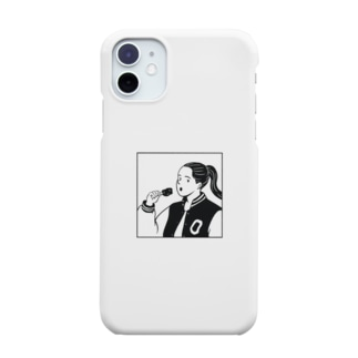 ONIKU Girl B Smartphone cases