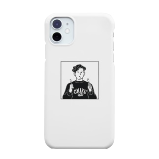 ONIKU Boy B Smartphone cases