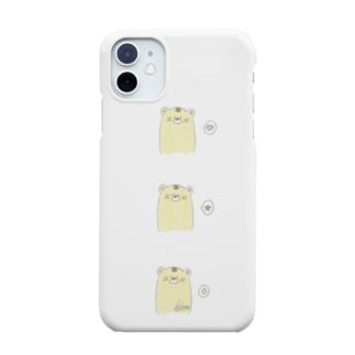黒瀬🥂のトラくん Smartphone cases