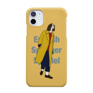 11サイズ イングリッシュスプリンガースパニエル Smartphone cases