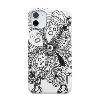 お散歩 Smartphone cases