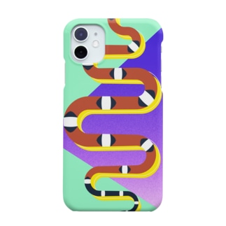 サイケなカリキン Smartphone cases