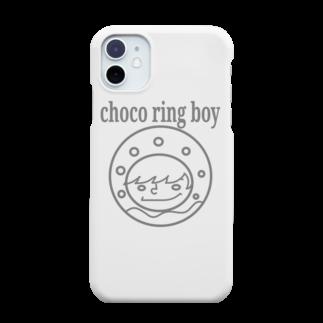 チョコリングボーイのお店のchoco ring boy / type-C Smartphone cases