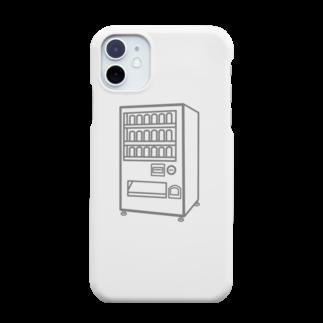 チョコリングボーイのお店の自動販売機 / type-C Smartphone cases