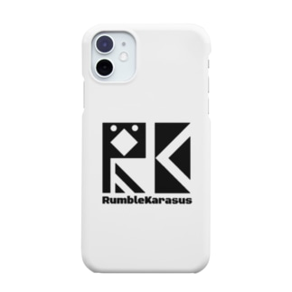 RKロゴ iPhoneケース Smartphone cases