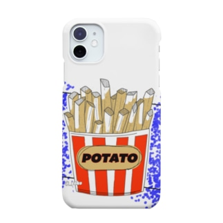 ポテト🍟 Smartphone cases