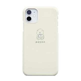 ココアほっこりもさお  Smartphone cases