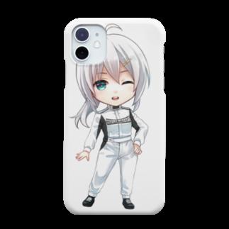 ネミルプ【公式】のプチ美奈 スマホケース Smartphone cases