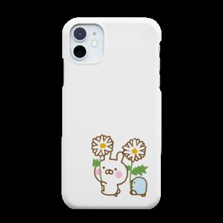 Naoyのうさぺんの春のおとずれ Smartphone cases