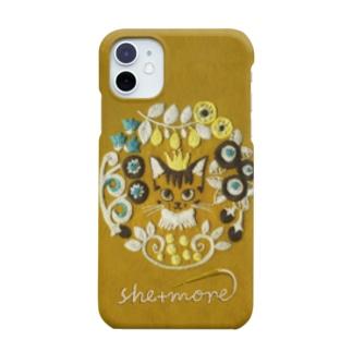 (iphone11/11Pro/11ProMax)きみは王様 Smartphone cases