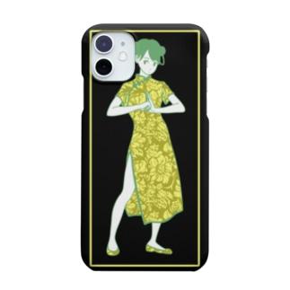 カンフーガール Smartphone cases