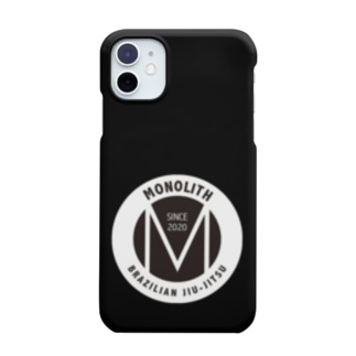 MONOLITH(モノリス)グッズ Smartphone cases
