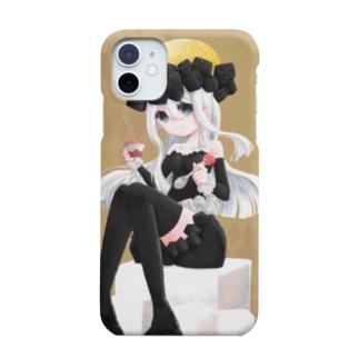 スマホケース コーヒーゼリーちゃん Smartphone cases