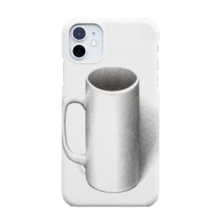 マグカップついてるよ Smartphone cases