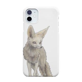 フェネック Smartphone cases