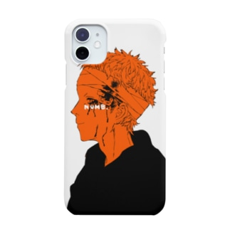 頭蓋陥没 Smartphone cases