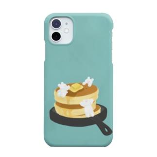 キョムとパンケーキ Smartphone cases