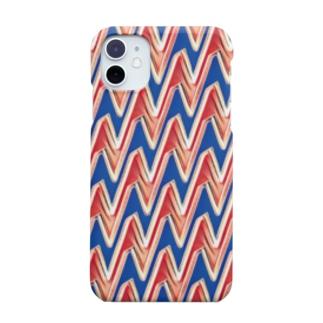 ジグ&ザグ Smartphone cases