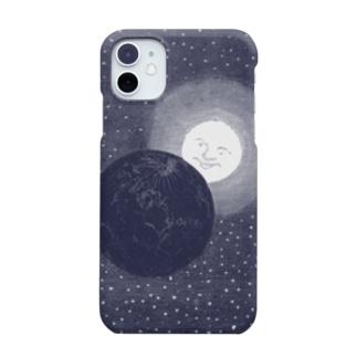 月世界旅行<ジュール・ヴェルヌ> Smartphone cases