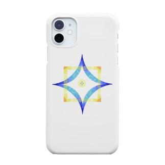 ヲシテ文字の『ヲ』 Smartphone cases