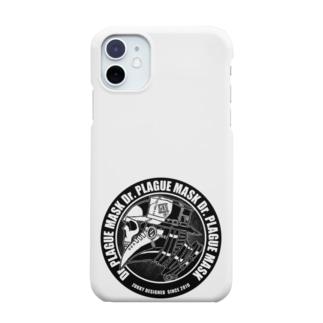 Dr.PLAGUE MASK Smartphone cases