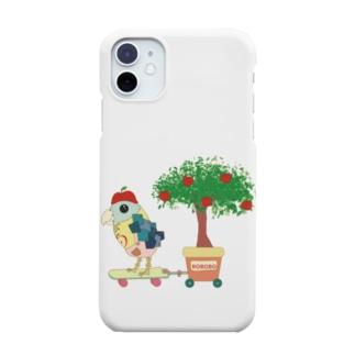 ROBOBOロボボ りんご屋さん Smartphone cases
