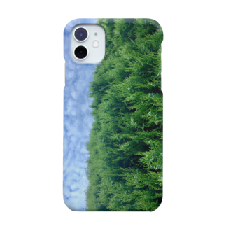 Too fool campers Shop!のそら02 Smartphone cases