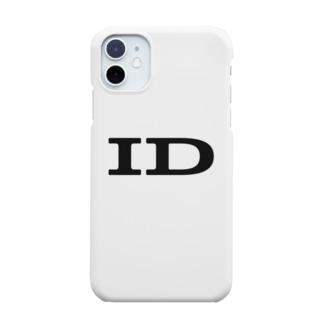 IDで払います! Smartphone cases