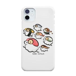 すしひつじ Smartphone cases