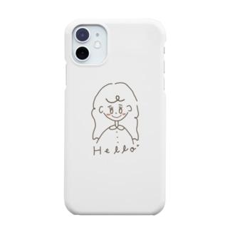 はるかちゃん Smartphone cases