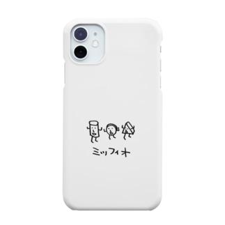 ミッフィオ Smartphone cases