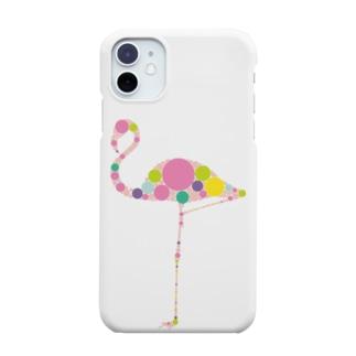 flamingo. Smartphone Case