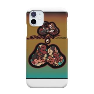 shnik_副産物.1号 Smartphone cases