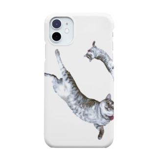 飛べ!ほごにゃん Smartphone cases