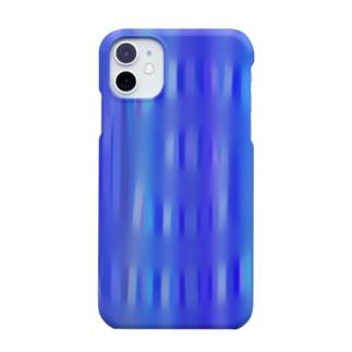 雨の波紋 Smartphone cases