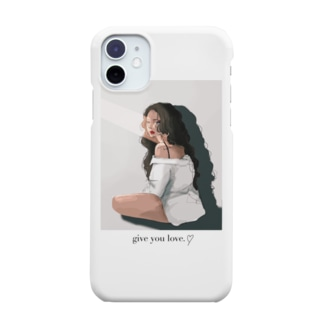 give you Love.♡ Smartphone cases