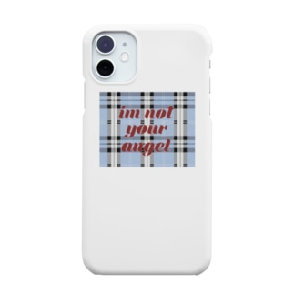 i'm not your angel Smartphone cases