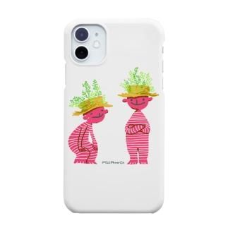 sujino_coのマイルドカレースマホケース Smartphone cases