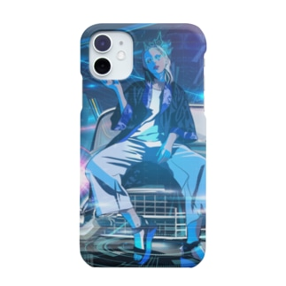 Cyber princes(iPhone11用) Smartphone cases